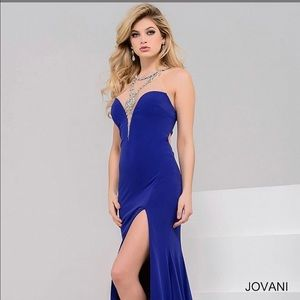 Jovani Prom Dress in **RED** BNWT